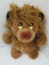"Vintage Dakin Ludicrous Lion Plush 13"" Stuffed Animal Toy 1982 - $14.25"
