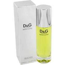 Dolce & Gabbana Masculine Cologne 3.4 Oz Eau De Toilette Spray image 4