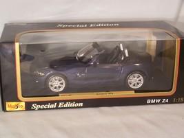 BMW Z4 1:18 scale diecast Special Edition Maisto - $45.08