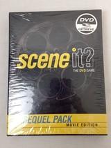 Nuovo in Pacco ! Scene It? Seguito Confezione DVD Gioco Film Edizione - $4.99