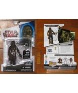 * BD 31 Chewbacca with BG-J38 torso MOC Star Wa... - $20.00