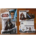 * BD 06 Obi-Wan Kenobi with BG-J38 head MOC Sta... - $20.00