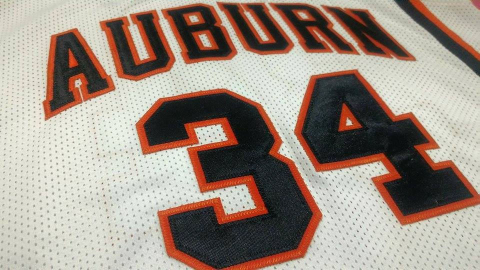CHARLES BARKLEY Auburn Tigers White College Basketball Jersey Any Size Gift 9436cd802