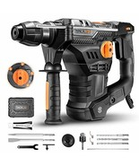 TACKLIFE 1-1/4 Inch SDS-Plus 12.3 Amp Rotary Hammer Drill, 7Joules Impac... - $105.99