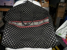 Vera Bradley retired Classic Black garment bag  - $49.00