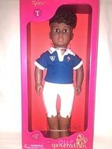 """Our Generation Boy Doll Tyler 18 """" 46 cm Ethnic - $35.49"""