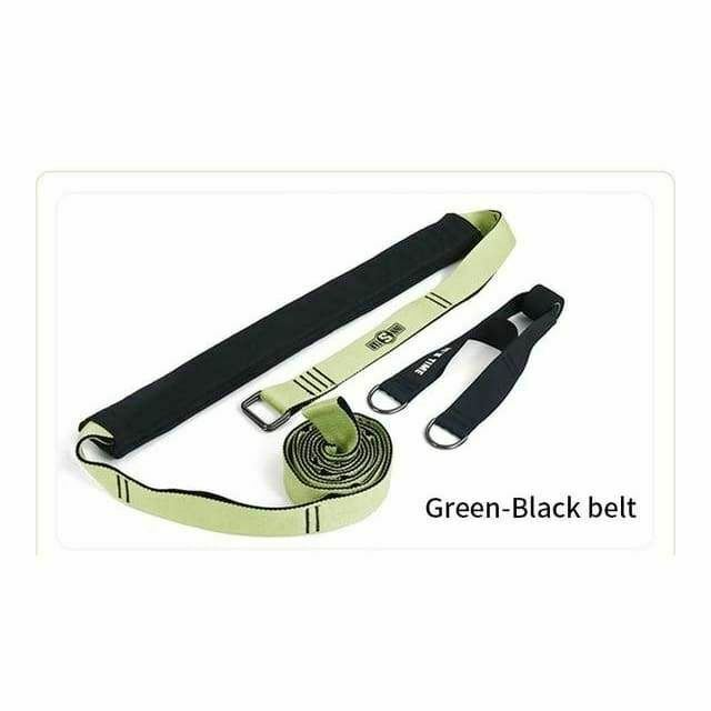 Yoga Fitness Stretching Strap image 9