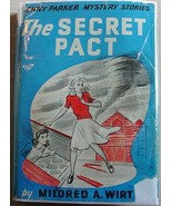 Penny Parker mystery #6 THE SECRET PACT Mildred... - $40.00