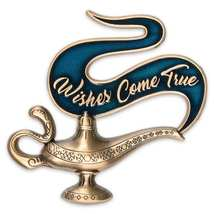 Disney Parks Genie Lamp Pin - Aladdin - Live Action Film Brand New - $19.95