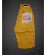Vintage Lee High Waist Knee Knockers Sanforized Capri Jeans Juniors Sz 2... - $31.68