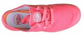 Palladium Pampa Oxford Lite Pink Gray Shoes Dri-Lex Sweat Control Breathability image 6