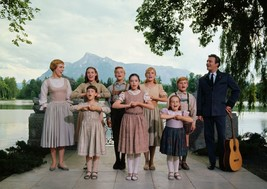 Art print POSTER Scene from The Sound of Music - $2.96+