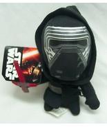 "Star Wars MINI KYLO REN 4"" Plush STUFFED ANIMAL Toy Comic Images NEW - $14.85"