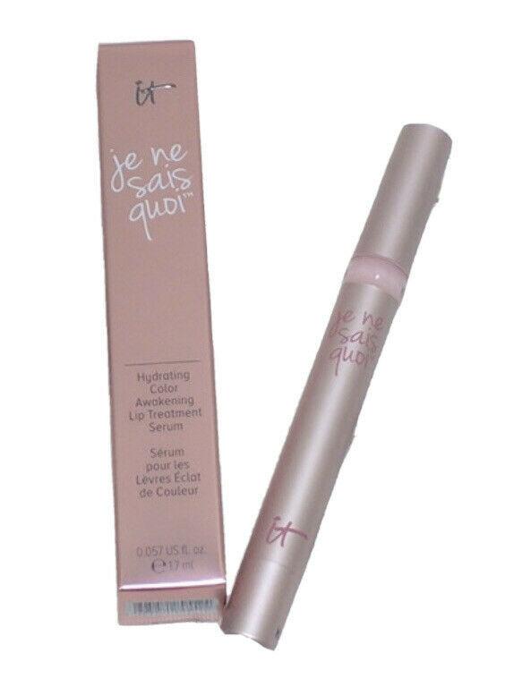 It Cosmetics Je Ne Sais Quoi Lip Serum NIB - $15.88