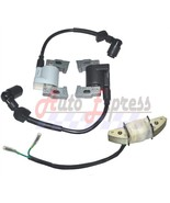 Set of 2 Ignition Coils Left and Right and Stator Charging Coil FITS Honda GX620 - $89.50
