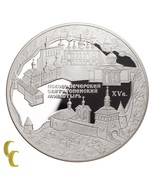 2007 Sterling Silver 925 Russia 25 Rubles Commemorative Medal - €306,20 EUR