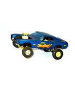 VINTAGE LITTLE TO MUCH 69 FORD MUSTANG MACH 1 FAST BACK ASSEMBLED PLASTI... - $39.99