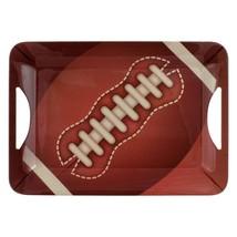 Pfaltzgraff Melamine Rectangular Football Tray - $21.39