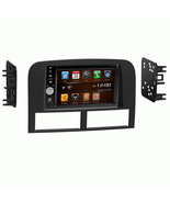 DVD GPS Navigation Multimedia Radio Dash Kit for 2002-2004 Jeep Grand Ch... - $311.84