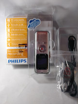Philips Voice Tracer Recorder - used once- Stereo recorder with voice ac... - $63.36