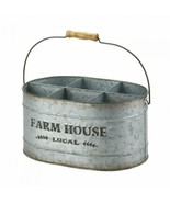 Galvanized Metal Wine Bucket - $31.63