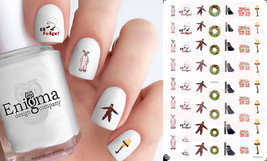 A Christmas Story Nail Decals (Set of 58) - $4.95