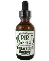 Jackson Galaxy Spirit Essence-Separation Ansiosi! 59ml Bottiglia Gratis ... - $25.30