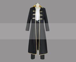Customize Castlevania Alucard Cosplay Costume - $125.00