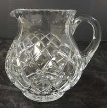 Vintage Waterford 32 Oz Giftware Water Pitcher or Jug - $23.93