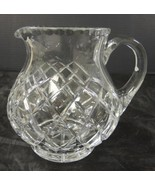 Vintage Waterford 32 Oz Giftware Water Pitcher or Jug - $23.93