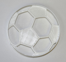 Soccer Ball Association Team Sport World Cup Cookie Cutter 3D Printed USA PR698 - $2.99