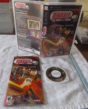 Pinball Hall of Fame: The Williams Collection CIB great shape Sony PSP - $24.95
