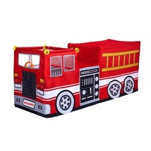 Build & Play Kit, Fire Truck Tent - $101.74