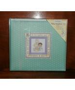 Janie Dawson Baby Scrapbook Keepsake Kit New  - $14.50