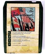 The Internationals Singers And Orchestra (8-Track Tape, 99-107) - $8.00