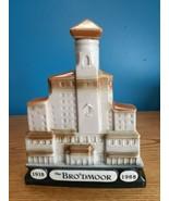 Jim Beam The Broadmoor Hotel 1918-1968 Decanter - $14.80