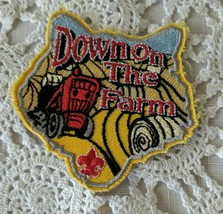 Boy Scouts of America (BSA) Cub Scout Down on the Farm Fun Patch Emblem  - $6.31