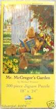 Mr McGregor's Garden by Michael Wimmer 300 PCS Puzzle - $15.98