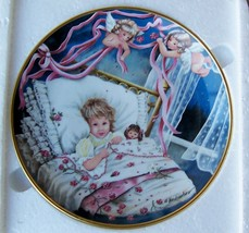 "Kaiser W. Germany  Plate ""Brahms Lullaby"" Classic  Lullabies of the World - $12.99"