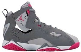Nike Jordan True Flight GP 342775-003 Leather Preschool KIDS Shoes - $69.95