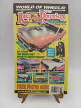 Auto round-up vintage vehicle buy-sell-trade magazine vol. 7 no. 832 yea... - $2.80