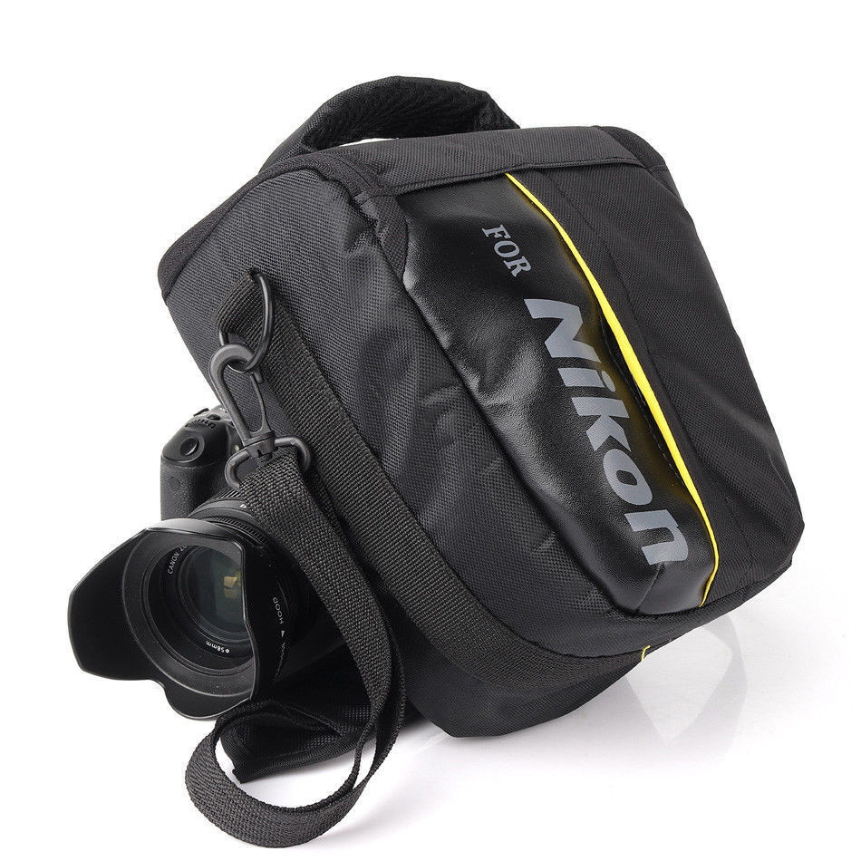 Primary image for DSLR Camera Bag Case Nikon P900 D90 D750 D5600 D5300 D5100 D7000 D7100 D7200