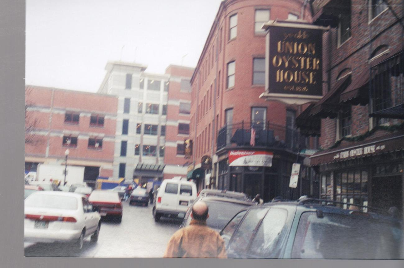 Union Oyster House Three 3 X 5 Color Prints