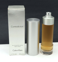 Contradiction by Calvin Klein for Women Eau de Parfum Spray 1.7 oz  New ... - $26.72