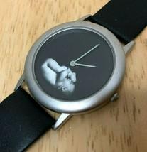 Vintage 1986 La Bonles In The Beginning Men Analog Quartz Watch Hour~New... - $21.84