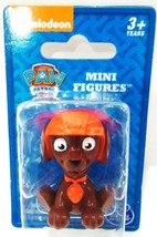 NICKELODEON - PAW PATROL - CARTOON - ZUMA - MINI - FIGURE - BRAND NEW - ... - $3.59