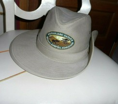 Walt Disney's World Kilimanjaro Safaris Safari Hat Medium USA - $26.00