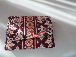 Vera Bradley trifold wallet in Medallion retired pattern  - $12.50