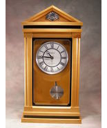 Hampton Mantel Clock - with Westminster and Whittington Chimes - (sku#1748) - $69.99