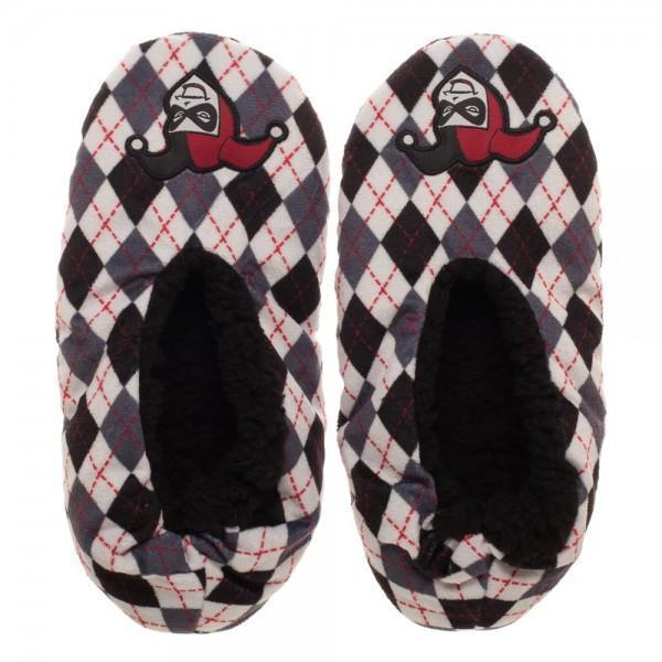 Harley Quinn Cozi Slipper Socks